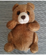 Lou Rankin Dakin Jasper Bear # 24604 Stuffed Animal Bear Beanie - $9.99