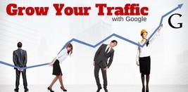 Lifetime Google Website Traffic only $20 - $18.70
