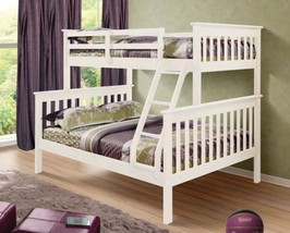 Wooden Bunk Beds - Twin over Full - $593.01