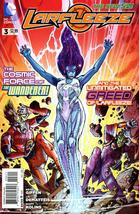 LARFLEEZE #3 (DC Comics) NM! - $1.50