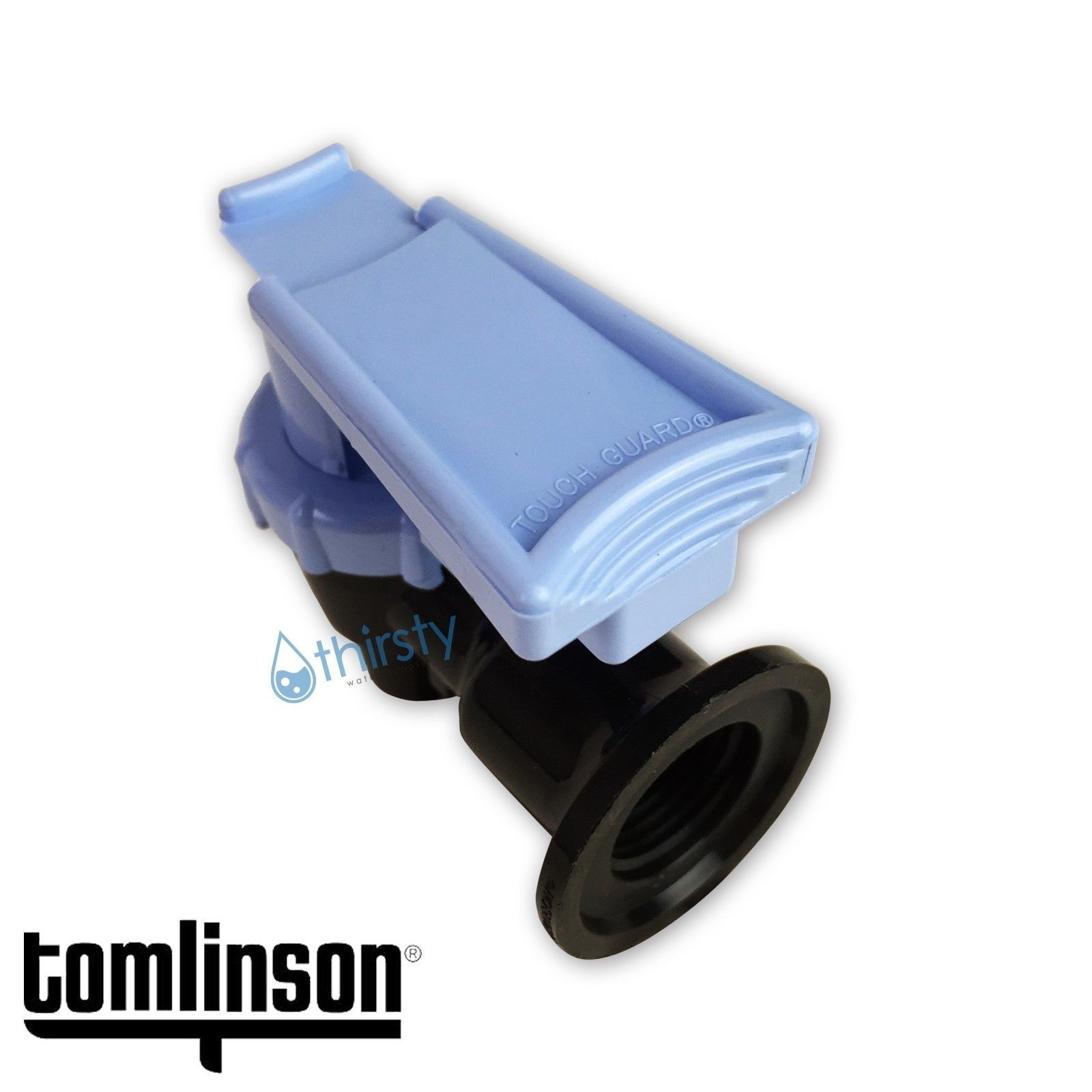 Water Cooler Faucet for Sunbeam BLUE and WHITE Combo Pack of 4