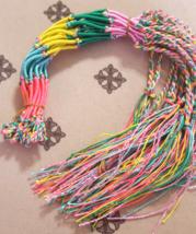 20 Friendship Bracelets - $10.00