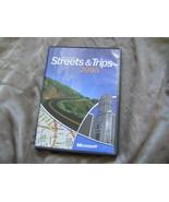 Microsoft Streets & Trips 2005  - $4.99