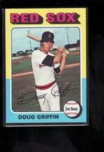 1975 TOPPS BASEBALL CARD#454 DOUG GRIFFIN   NEAR NM TO NM+ NICE  - $4.99