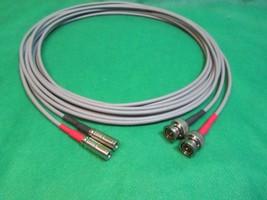 Cisco Cab T3 E3 Rf Bnc M= Dual 735 Coax  1.0/2.3 Male To Bnc Male Cable, 10 Ft. - $46.36