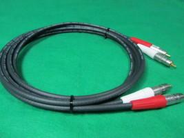 3 Ft Belden 1695A Super RG6 Plenum Studio Grade RCA Digital Audio Cable. - $24.14