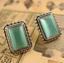 Faux Opal Earrings - $5.89