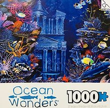 Ptra-Lost City Ocean Wonders 1000 Puzzle - $24.98