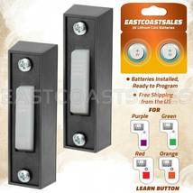 2 For LiftMaster Garage Door Openers 75LM 41A4166 Lighted Push Button - $14.65