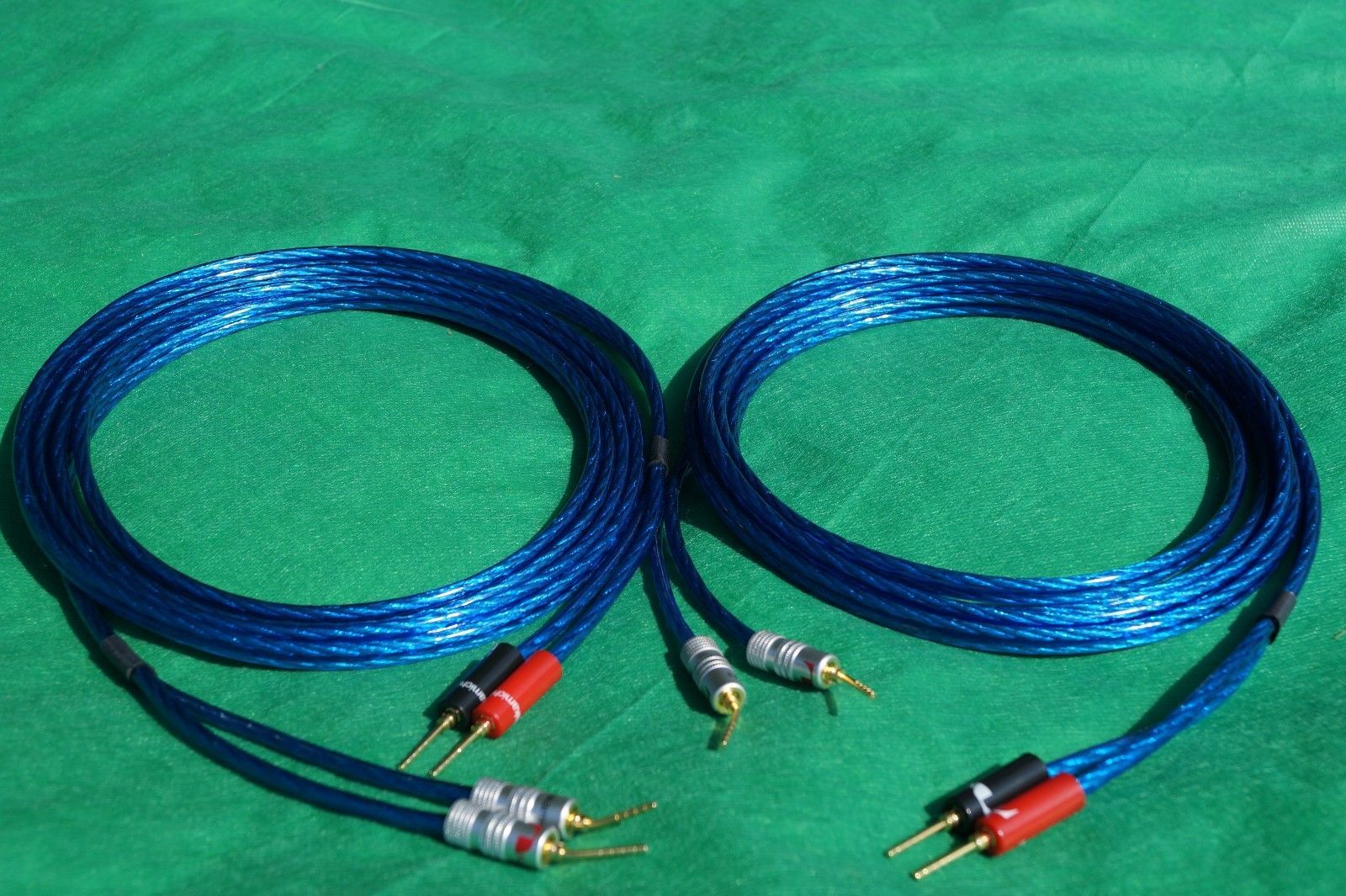 Samurai TRUE 10 Gauge Wire Speaker Cable to and similar items