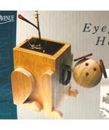 Bobble Head Wooden Dog Eyeglass / Remote Control Holder - $9.99