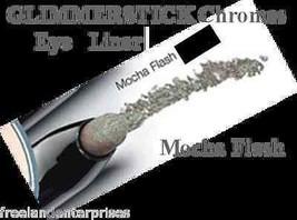 Make Up Glimmersticks Eye Liner Retractable CHROMES ~Color Mocha Flash ~... - $6.88