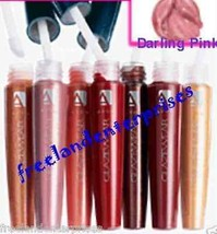 Make Up Lip GLAZEWEAR Liquid Lip Color Darling Pink  ~ NEW - $6.88