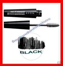 Make Up Mascara Wash Off Waterproof Mascara Black NEW - $6.19