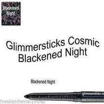 Make Up Glimmersticks Eye Liner Retractable Cosmic ~Color Blackened Nigh... - $6.88