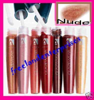 Primary image for Make Up Lip GLAZEWEAR Liquid Lip Color Nude Color NEW
