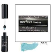 Make Up Perfect Wear Everlasting Powder Eyeshadow-Color: Waterfall (a.k.a. Blue) - $6.91