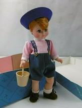 Vintage Madame Alexander Miniature Showcase Jack 455 & Box - $29.00