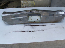 1968 Riviera Rear Bumper Dented Pitting  Used Gm Buick 455 - $631.13