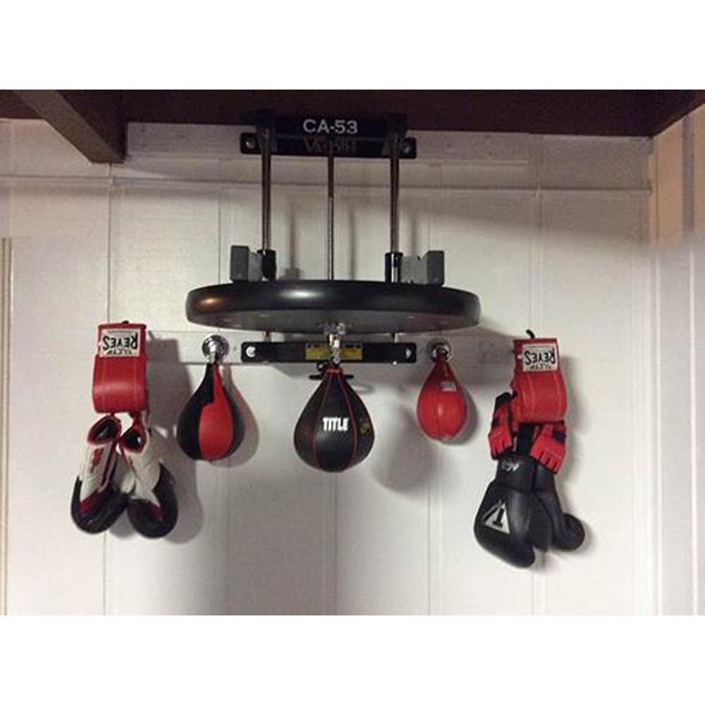 Valor Fitness Exercise Equipment Speed Bag Platform Mini