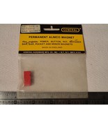 GENERAL 394-A POWER NOTCHED BAR MAGNET Permanent Alnico RETRO VINTAGE new - $5.20