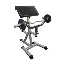 Valor Fitness Exercise Equipment Standing Arm Curl with Pivot Arm Pad - $271.91