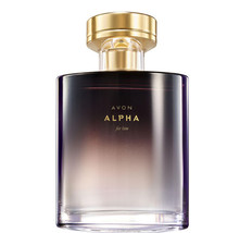 AVON ALPHA for Him eau de Toilette 75 ml New, Boxed - $19.23