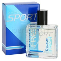 AVON SPORT Dynamic Fresh for Him eau de Toilette 50 ml New, Boxed - $10.50