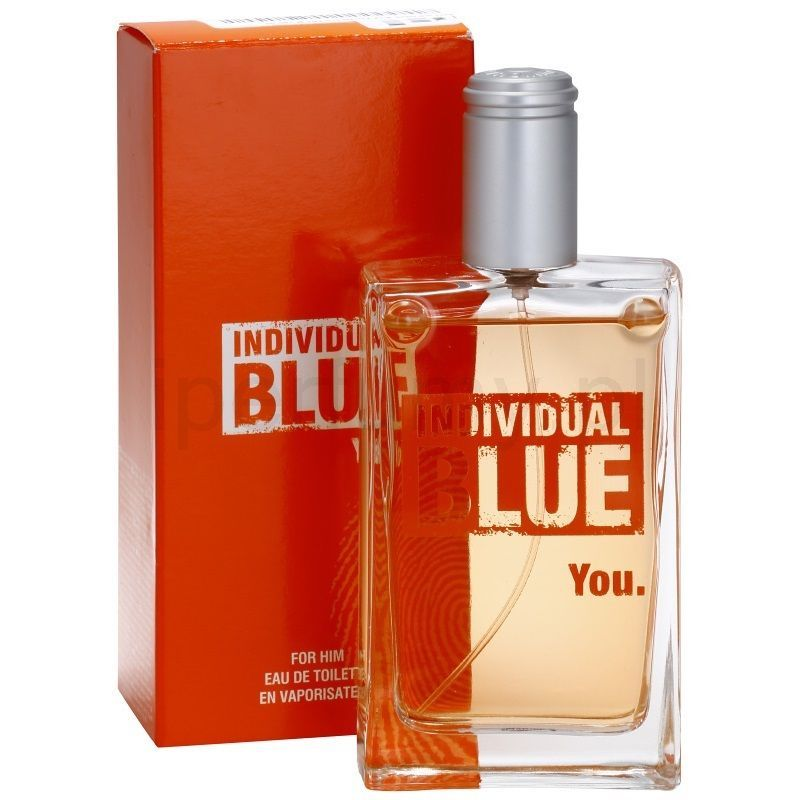 AVON Individual Blue YOU EDT eau de Toilette 100 ml New, Boxed