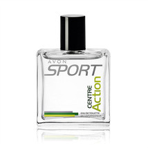 AVON SPORT CENTRE ACTION for Him eau de Toilette 50 ml New, Boxed - $10.48