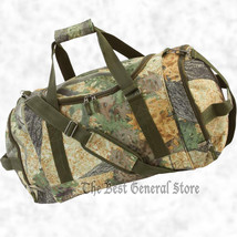 """19"""" Forest Woodland Tree Camo Tote Bag Gym Sports Duffle Carry-on Overnight - $24.89"""
