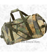 "19"" Forest Woodland Tree Camo Tote Bag Gym Sports Duffle Carry-on Overnight - $24.89"