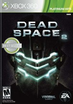 DEAD SPACE 2 FOR XBOX 360 PLATINUM HITS VERSION BACKWARD COMPATIBLE XBOX ONE