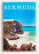 Bermuda Travel FRIDGE MAGNET (2.5 x 3.5 inches)... - $7.95
