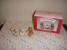 Hallmark 1997 Merry Miniatures Tea Time - $10.49