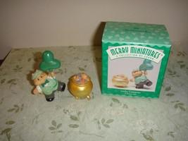 Hallmark 1996 Merry Miniature Lucky Cameron - $9.49