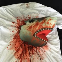New Sharknado 3D Shark Shirt  Costume by Rasta Imposta One Size Fits Most - $29.99