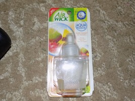 Air Wick ISLAND PARADISE AirWick Aqua Essences Oil Refill RARE HTF - $23.99