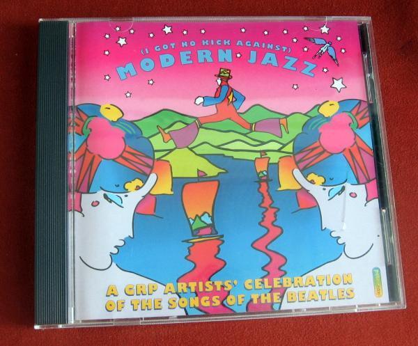 I got no Kick Against Modern Jazz Songs Beatles Music CD Yesterday Michelle FS