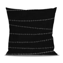 Stitches Black Jack Skellington Fleece Cushion - $24.99 - $41.99
