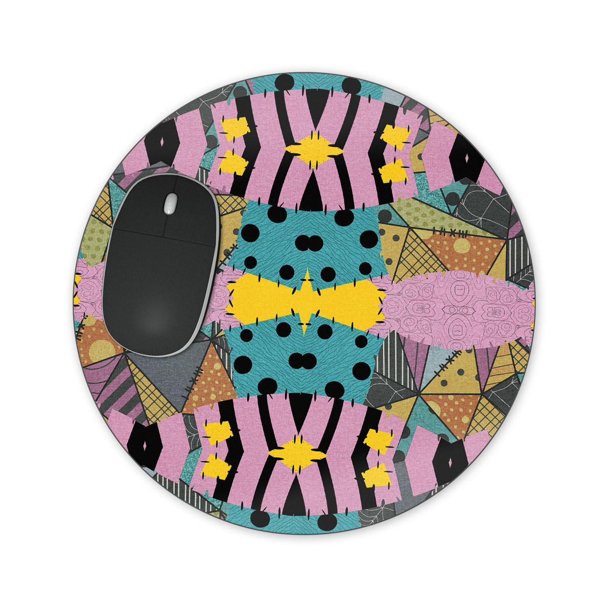 Ragdoll Patchwork Sally Mousepad And 50 Similar Items