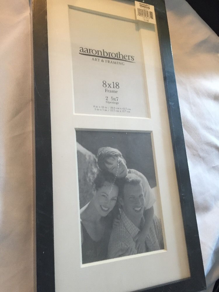 Aaron Brothers Signature Matted Photo Frame and 50 similar items