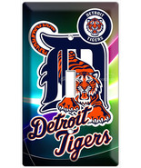 DETROIT TIGERS MLB BASEBALL LOGO LIGHT SINGLE S... - $7.99