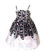 Angelic Pretty Whip Factory JSK Jumperskirt Dress in Black Lolita Fashio... - $199.00