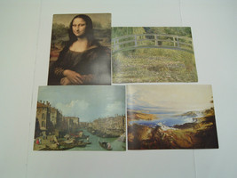 masterpiece painting learning 4 lot pictures ... - $11.83