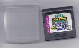 NHL All-Star Hockey (Sega Game Gear, 1995) - $14.00