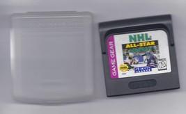 NHL All-Star Hockey (Sega Game Gear, 1995) - $14.00