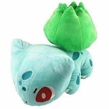 "Cool Pokemon Plush 12"" Cool Grass Bulbasaur Doll Stuffed Animals Soft Ki... - $10.66"