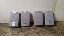 Set of 4 Coby Home Theatre Speakers - $19.79