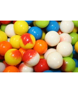 GUMBALLS LIGHTNING BOLTS BUBBLE GUM 25mm or 1 inch 114 count), 2LBS - $14.74